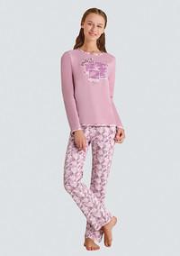 Пижама для девочки, (арт. 9396)