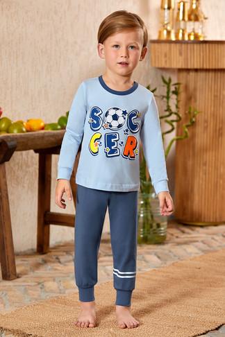 Пижама для мальчика (арт. 9784) Baykar - фото 1