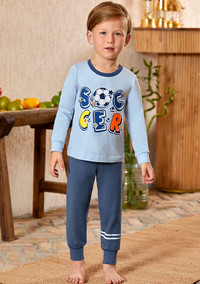 Пижама для мальчика, (арт. 9784)