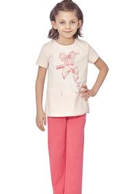 Пижама для девочки, (арт. 9328)