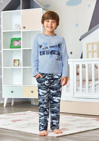 Пижама для мальчика, (арт. 9720)