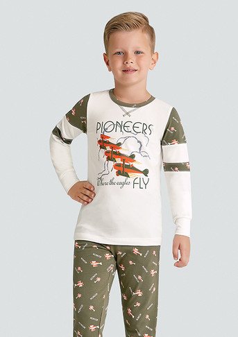 Пижама для мальчика, (арт. 9670)