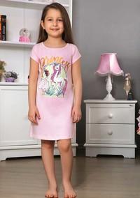 Ночная сорочка для девочки, (арт. 9112)