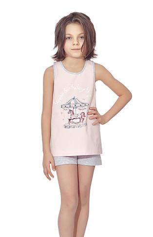 Пижама для девочки, (арт. 9316),  148