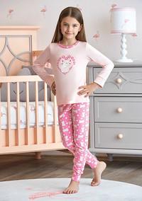 Пижама для девочки, (арт. 9240)