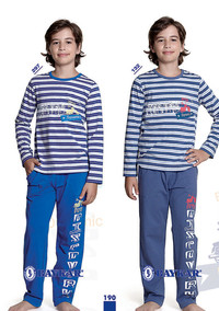 Пижама для мальчика, (арт. 9639)