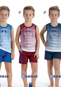 Пижама для мальчика, (арт. 9646)