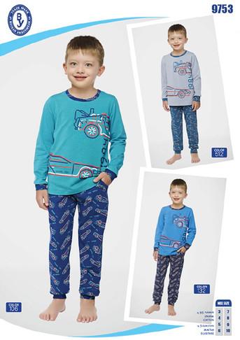 Пижама для мальчика, (арт. 9753)