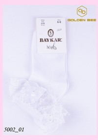 Носки для девочки, (арт. 5002)