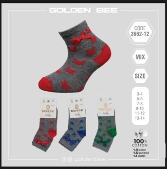 Носки для девочки, (арт. 3662)