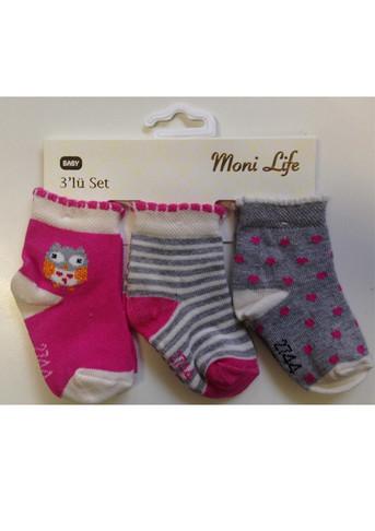 Носки для новорожденных, (арт. 2744)
