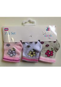 Носки для новорожденных, (арт. 2882)