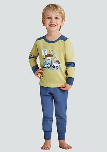 Пижама для мальчика, (арт. 9663)