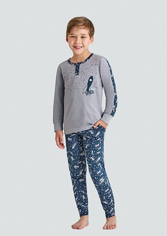 Пижама для мальчика, (арт. 9664)