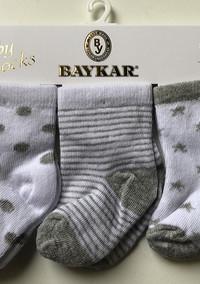 Носки для новорожденных, (арт. 1365)