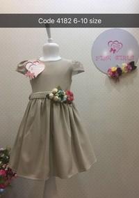 Платье для девочки, (арт. 4182)