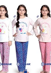Пижама для девочки, (арт. 9350)
