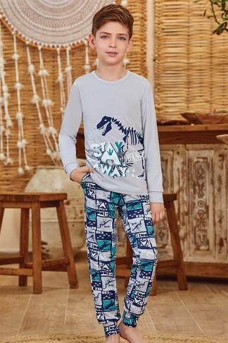 Пижама для мальчика (арт. 9600) Baykar - фото 2