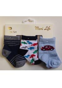 Носки для новорожденных, (арт. 2808)