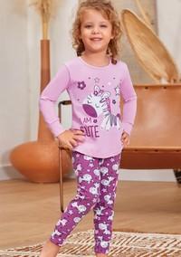 Пижама для девочек, (арт. 9132)