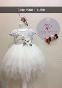 Платье для девочки, (арт. 5090)