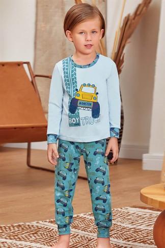 Пижама для мальчика (арт. 9777) Baykar - фото 3