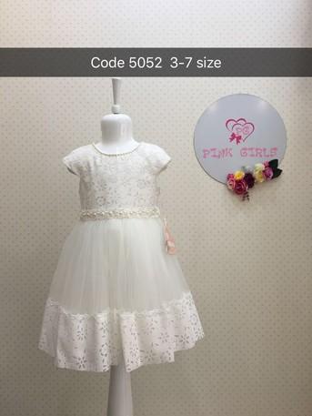 Платье для девочки, (арт. 5052)
