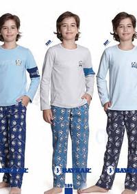 пижама для мальчиков арт.9642