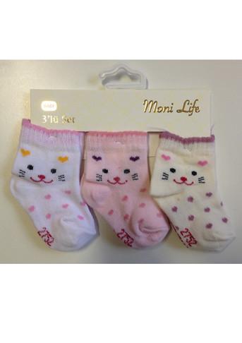 Носки для новорожденных, (арт. 2752)