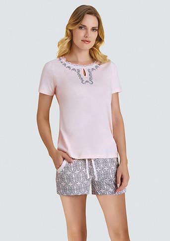 Женская пижама, (арт. 9528)