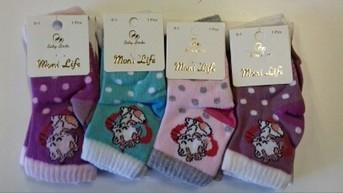 Носки для девочки, (арт. 2766)