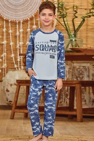 Пижама для мальчика (арт. 9798) Baykar - фото 1
