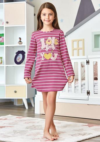 Пижама для девочки, (арт. 9256)