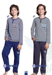 Пижама для мальчика, (арт. 9638)