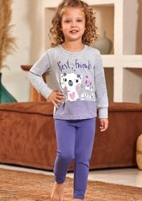 Пижама для девочек, (арт. 9131)