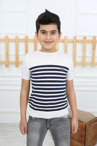 Футболка для мальчика (арт. 11303) Dassimisi - фото 1