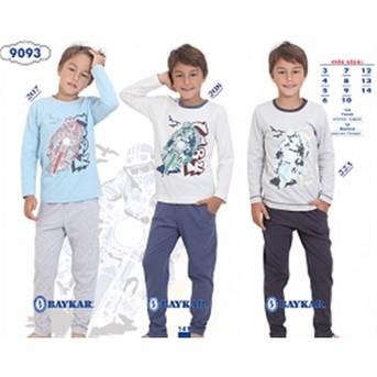 Пижама для мальчика, (арт. 9093)
