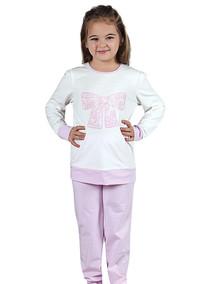 Пижама для девочки, (арт. 9005)