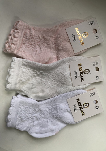 Носки для девочки, (арт. 2672)