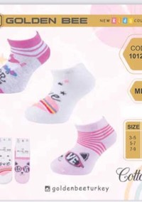 Носки для девочки, (арт. 1012)