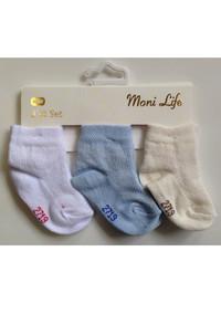 Носки для новорожденных, (арт. 2719)