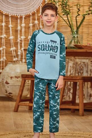 Пижама для мальчика (арт. 9798) Baykar - фото 2