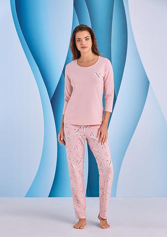 Женская пижама, (арт. 9571)