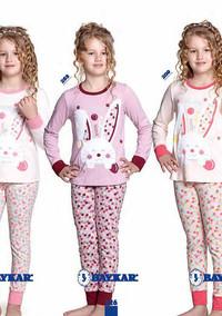 Пижама для девочки, (арт. 9336)