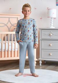 Пижама для мальчика, (арт. 9715)