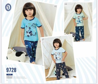 Пижама для мальчика, (арт. 9728)