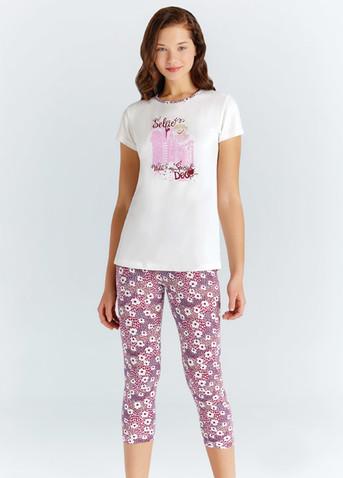 Пижама для девочки, (арт. 9226)
