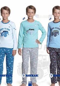 Пижама для мальчика, (арт. 9628)