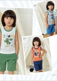 Пижама для мальчика, (арт. 9727)