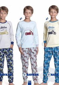 пижама для мальчиков арт.9641